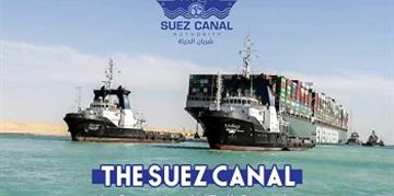 Navigation in the Suez Canal is back in both directions